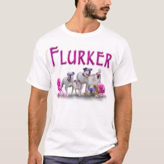 DawgsFlurkerの規則的なワイシャツ Tシャツ