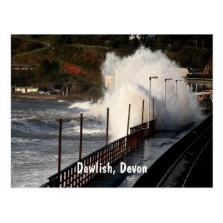 Dawlish、デボン ポストカード