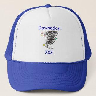 Dawnadosのトルネード帽子 キャップ