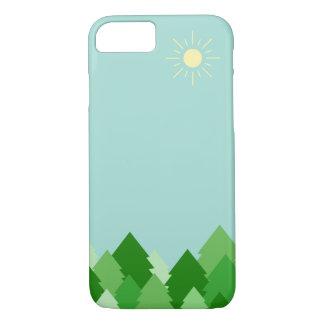 Daylitの森林iPhoneの場合(6/6s) iPhone 8/7ケース