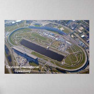 Daytonaインターナショナルの高速自動車道路 ポスター