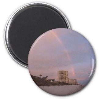 Daytona Beachの磁石の虹 マグネット