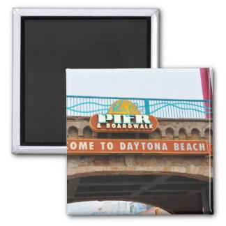 Daytona Beach主要な桟橋の遊歩道橋磁石 マグネット