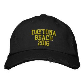 DAYTONA BEACH 2016年 刺繍入りキャップ