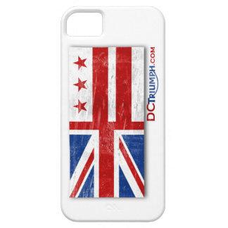 DCの勝利のiPhone 5の場合 iPhone 5 カバー