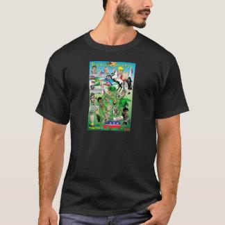 DCを流出させて下さい Tシャツ