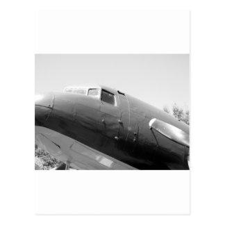 DC-3ダグラスダコタ ポストカード