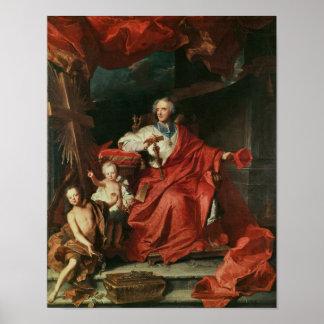 de Bouillon Opening Cardinal ポスター