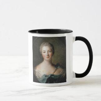 de Pompadour 1748年夫人 マグカップ