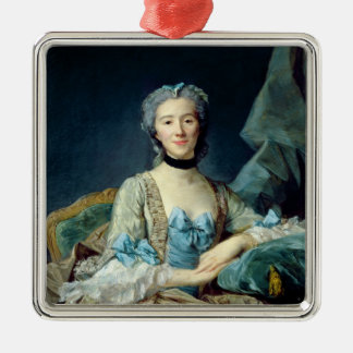 de Sorquainville 1749年夫人 メタルオーナメント