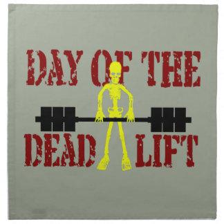 DeadLiftの日 ナプキンクロス