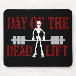 DeadLiftの日 マウスパッド
