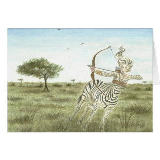 Deanna Bachの芸術による平野 カード