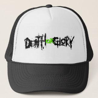DeathorGlory キャップ
