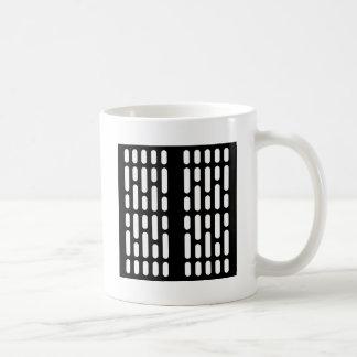 Deathstarの内部の照明 コーヒーマグカップ