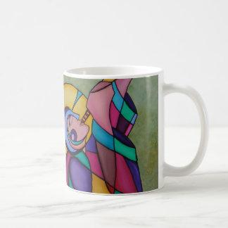 Deborahグラスゴー著喜び コーヒーマグカップ
