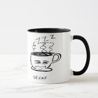Decafのコーヒー・マグ マグカップ