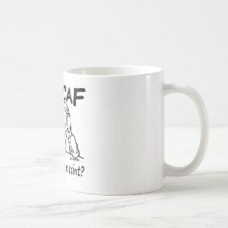 Decafは、何ポイントですか。 コーヒーマグカップ