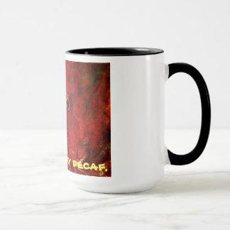 decafを試みるために得られる マグカップ