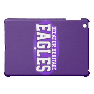 Decaturの伝統のクリスチャンアカデミー; イーグルス iPad miniケース