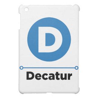 Decaturライン iPad Miniケース