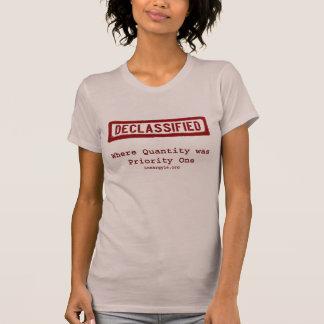 DECLASSのスタンプ、優先順位1 Tシャツ