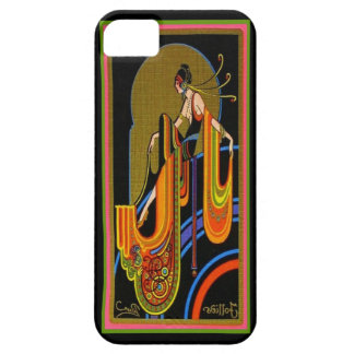 Decoの人形 iPhone SE/5/5s ケース