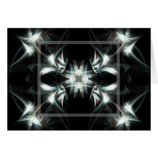 Decoの星 グリーティングカード