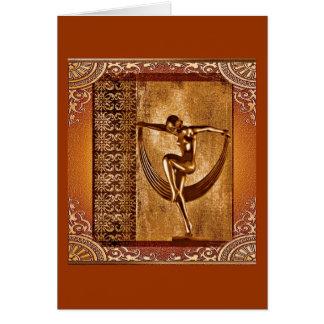 Decoの芸術 カード
