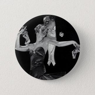 Decoを踊る三十代 5.7cm 丸型バッジ