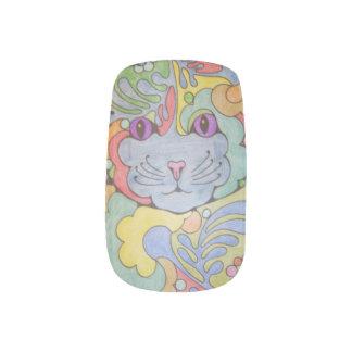 deco猫のネイルカバー ネイルアート