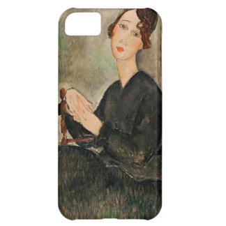 Dedie Hayden 1918年のポートレート iPhone5Cケース