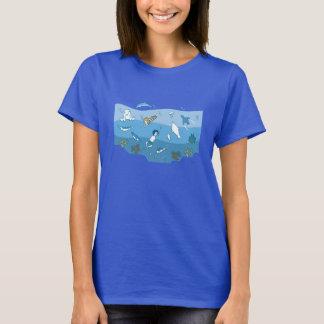 DEEP SEA WORLD Tシャツ
