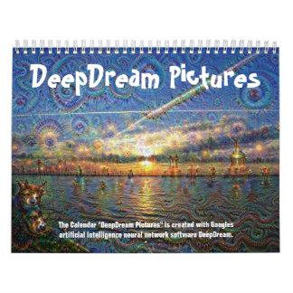 DeepDreamの写真 カレンダー