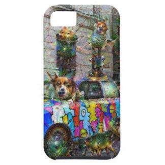 DeepDreamベルリン、Trabbi iPhone 5 タフケース