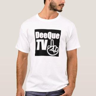 DeeQueTVのTシャツ Tシャツ