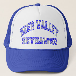 Deer Valley Skyhawks キャップ