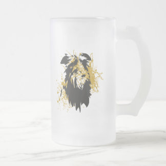 Deerhound urban フロストグラスビールジョッキ