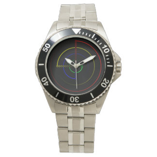 Deftwatch 5のモダンでユニークな腕時計 腕時計