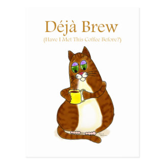 Dejaの醸造物 ポストカード
