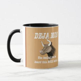 Deja Mooのユーモア マグカップ