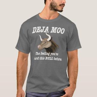 Deja Moo Tシャツ