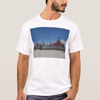 Del Coronadoのホテル Tシャツ