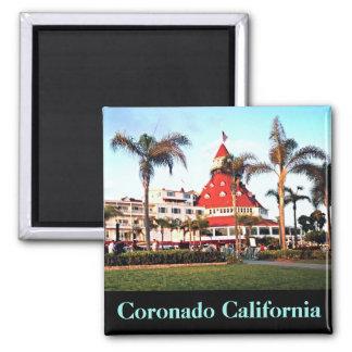 Del Coronado Hotel, Photo Magnet マグネット