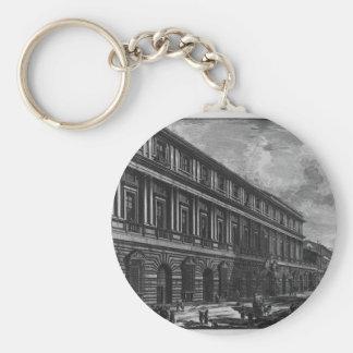del Corsoのアカデミーの宮殿によるの眺め キーホルダー