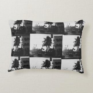 Del Ray Beachのフロリダの写真の枕 アクセントクッション