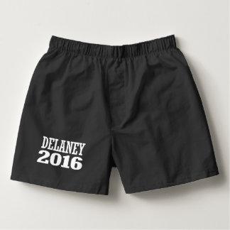 Delaney -ジョンDelaney 2016年 ボクサー