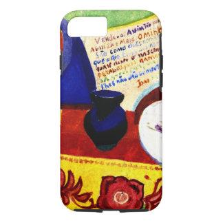 Delaunay -ポルトガルの静物画 iPhone 7ケース