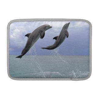 Delfin (総体のTuemmler) MacBook スリーブ
