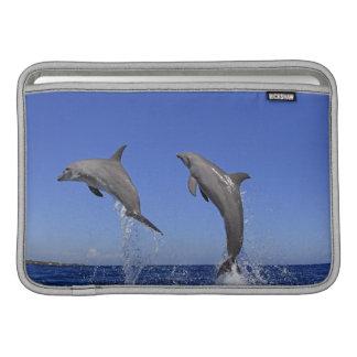 Delfin、Delphin、総体のTuemmlerのハンドウイルカ属3 MacBook スリーブ